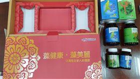 選購禮品時掌握一多三少原則中秋節將至,台北市環保局告發7件過度包裝個案,包含食物、保養品、生技食品等,提醒民眾選購禮品時掌握「一多三少」原則,為環保盡心。圖為其中一件違規包裝。(台北市環保局提供)中央社記者陳怡璇傳真 108年9月11日