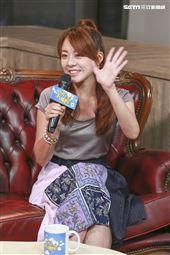 「致親愛的孤獨者」李雪、李聿安、解偉苓安安大明星。(圖/記者林士傑攝影)