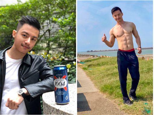 周長輝,藝人,吸毒,台北,翻攝臉書周長輝