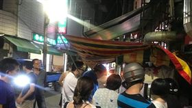 鹹酥雞,攤位,美背,白皙,爆廢公社 圖/翻攝自臉書爆廢公社