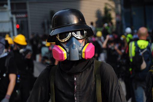 英國國會議員,致信政府,呼籲,香港人,公民身分(圖/中央社)