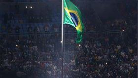 全球幸福指數,走低,巴西人,幸福感,降低(圖/中央社)
