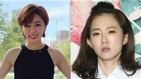 謝忻,王瞳/翻攝自臉書,記者林士傑攝影