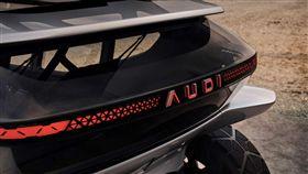 ▲Audi AI:Trail Quattro電動越野概念車。(圖/翻攝網站)