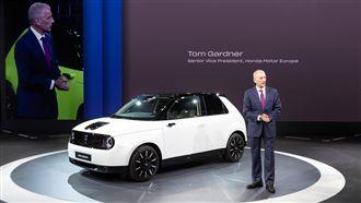 本田首款電動車發表 售價只要百萬初