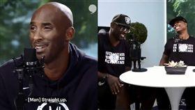 NBA/鬥牛能包夾?柯比神回笑翻網 NBA,洛杉磯湖人,Kobe Bryant,包夾 翻攝自推特Ballislife.com