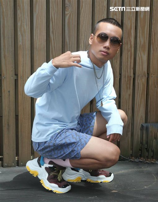 嘻哈俠客 許時 餐敘 熊仔助陣攝影邱榮吉