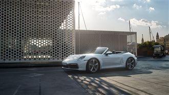 保時捷911 四驅車型發表