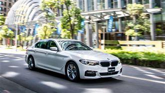 BMW 5系列 白金旗艦登場