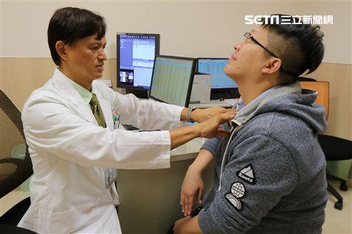 亞洲大學附屬醫院,癌症中心,黃文豊,淋巴癌,惡性腫瘤,感冒圖/亞洲大學附屬醫院提供