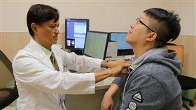 亞洲大學附屬醫院,癌症中心,黃文豊,淋巴癌,惡性腫瘤,感冒 圖/亞洲大學附屬醫院提供