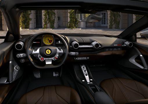 ▲Ferrari 812 GTS(圖/Ferrari提供)