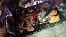 中秋,烤肉(圖/翻攝自推特)