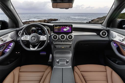 ▲Mercedes-Benz GLC(圖/翻攝網路)