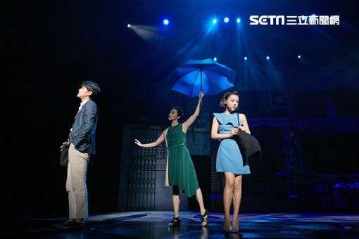 舞台劇搭錯車丁噹、王柏森、陳乃榮、蕭景鴻、羅美玲相信音樂提供