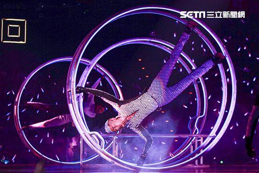 郭富城台北小巨蛋演唱會「舞林密碼」演唱會 林志穎、信前來觀賞 林士傑攝影