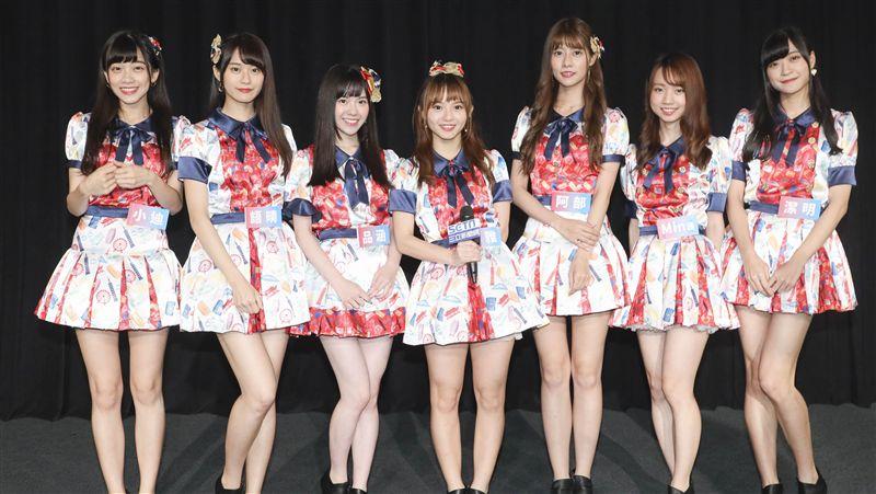 團員畢業倒數 台AKB48全體唱跳
