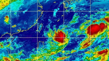 颱風「琵琶」生成?高雄防局部大雨 這2地區明搶先變天圖翻攝自cimss