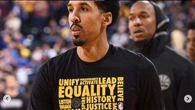 (16:9)NBA,李文斯頓,退休,籃球,冠軍(圖/翻攝自Shaun Livingston IG)