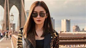 謝金燕,紐約時裝周(圖/翻攝自IG)