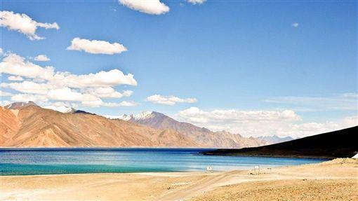 班公錯湖(翻攝自維基百科)