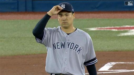 ▲田中將大勝投被歐塔維諾(Adam Ottavino)投手犯規搞掉。(圖/翻攝自MLB官網)