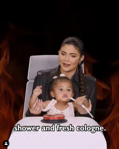 凱莉詹娜(Kylie Jenner)/翻攝自IG