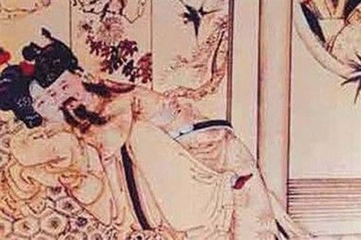 東漢,靈帝,開襠褲,裸游館,荒淫