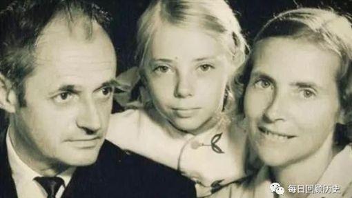 德國,少女,墜機,Juliane Koepcke(圖/翻攝每日回顧歷史)