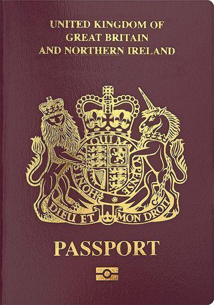 bno護照 圖取自維基共享資源,版權屬公有領域