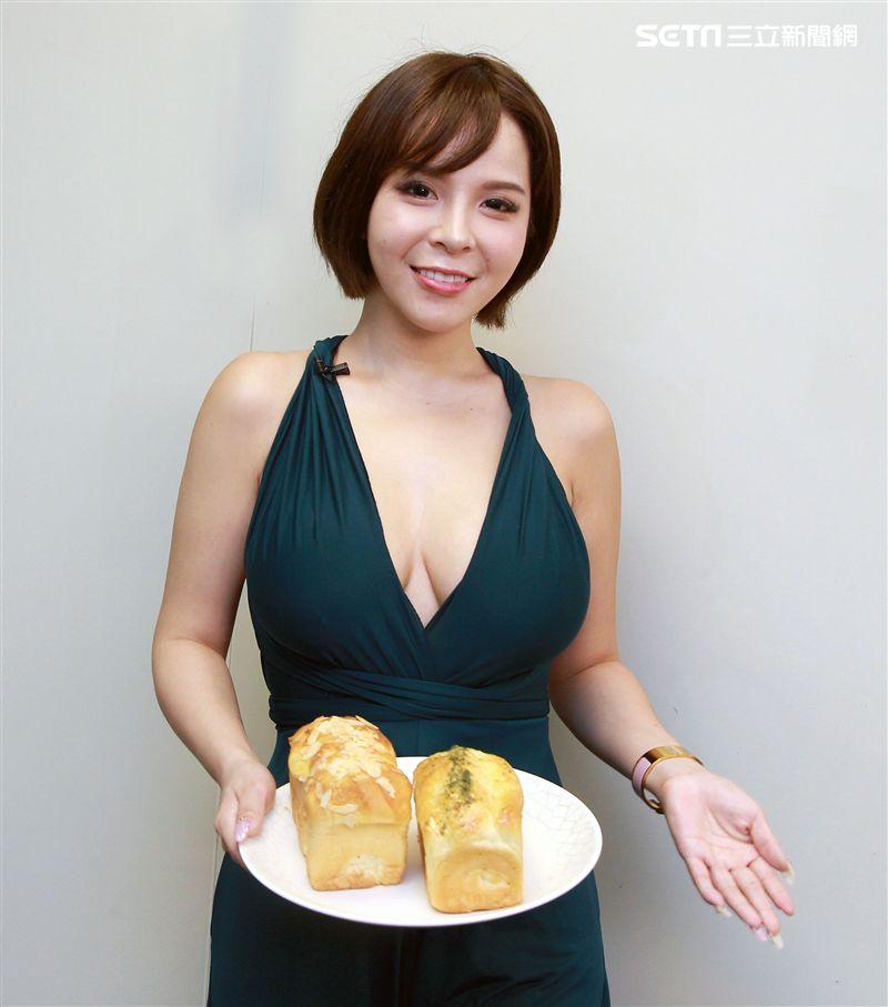 陳香菱安安大明星。(記者邱榮吉/攝影)