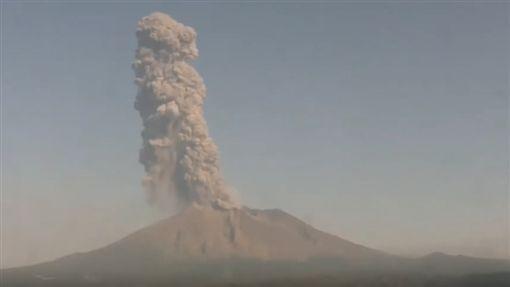 火山,日本,鹿兒島,火山灰,天災https://www.youtube.com/watch?v=BFOWOzppDJQ