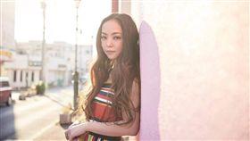 安室奈美惠,孫協志,5566,成熟(圖/翻攝自臉書歌舞天使 安室奈美惠)
