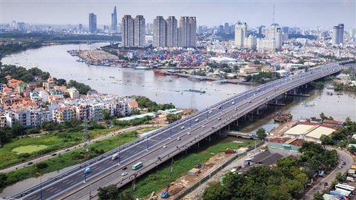 越南,胡志明市(圖/取自Pixabay)