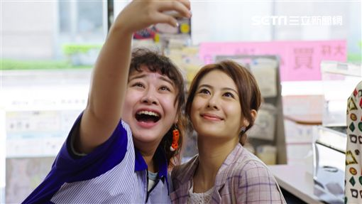 《網紅的瘋狂世界》項婕如、姚亦晴 圖/台視提供