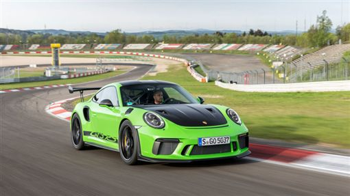 ▲Porsche 911 GT3 RS(圖/翻攝網路)