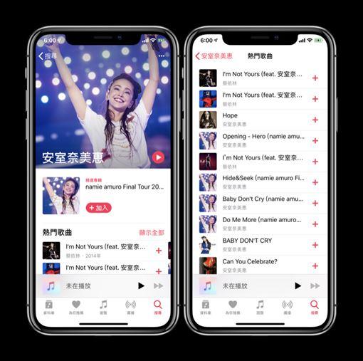 安室奈美惠 圖/Apple Music 提供