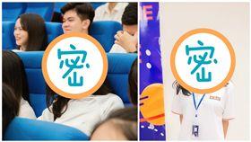 越南女大生,在開學典禮被偷拍,一夕之間爆紅。越南,正妹,仙氣(圖/翻攝自cas.naf Instagram)