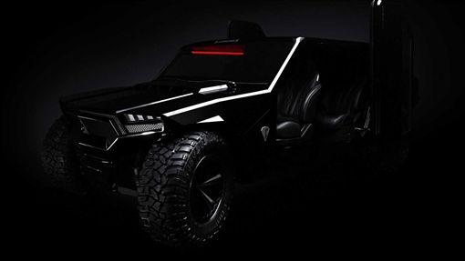 ▲Ramsmobile RM-X2多功能超跑。(圖/翻攝網站)