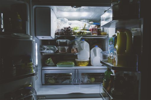 停電,冰箱,颱風,保存,食物(示意圖/pixabay)