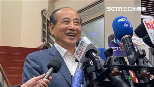 前立法院長王金平(圖/王金平辦公室提供)