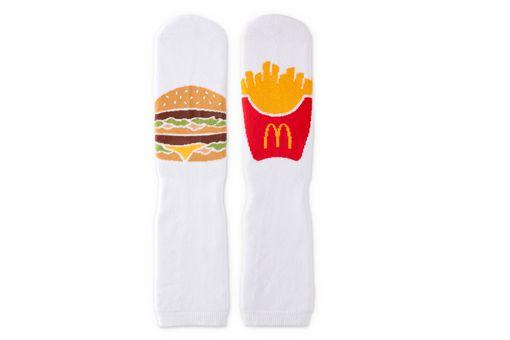 麥當勞粉絲禮物。
