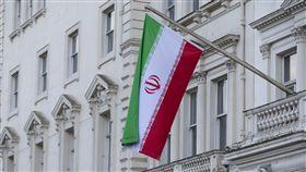 ▲伊朗國旗(圖/美聯社/達志影像)
