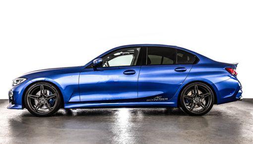 ▲AC Schnitzer推出BMW 3系列改裝套件(圖/翻攝網路)