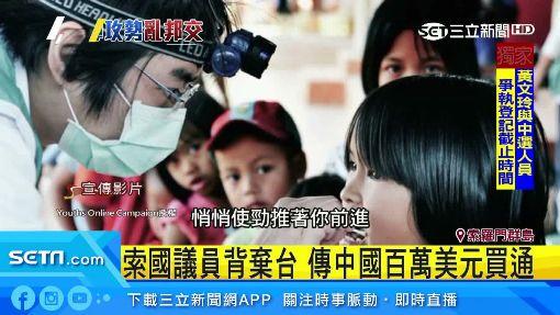 挖台牆腳!謝金河:中國重金搶索國標案