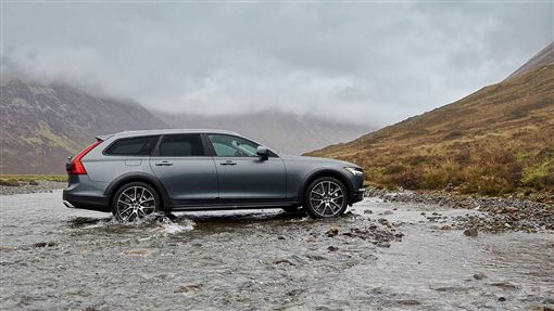 ▲Volvo V90 Cross Country(圖/翻攝網路)