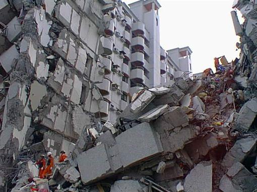921地震(翻攝自維基百科)