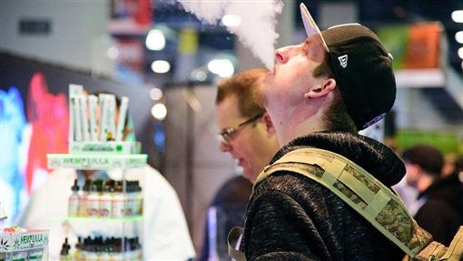 紐約州,加味電子菸,禁售,肺部疾病,菸草口味(PIXABAY)