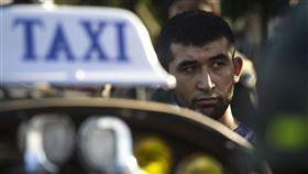 泰國,線上叫車,計程車司機,抗議,GrabTaxi