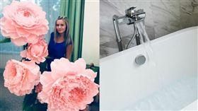 ▲妙齡女子因泡澡滑手機觸電身亡。(圖/翻攝自pixabay、Evgenia Shulyatyeva VK) https://pixabay.com/photos/bathtub-faucet-white-bathroom-890227/